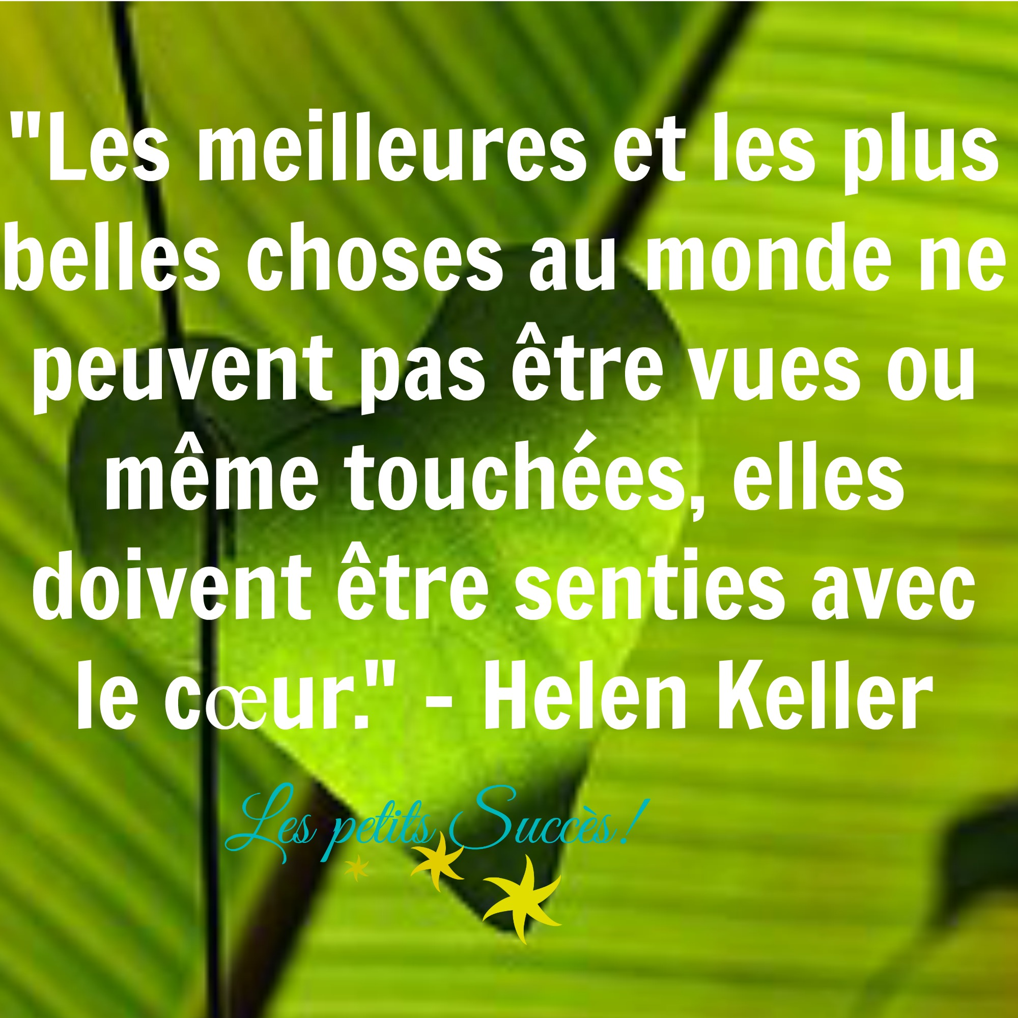 Citation du coeur